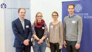 Team Clinical Applications: Markus Zeitlinger, Sarah Ely, Beatrix Wulkersdorfer, Valentin Al Jalali