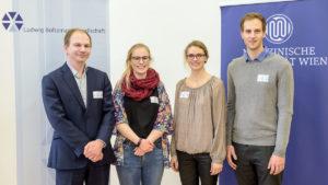 Team Clinical Applications: Markus Zeitlinger, Sarah Ely, Beatrix Wulkersdorfer, Valentin Al Jalali