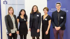 Team Molecular Pathology: Natalia Hallay, Raheleh Sheibani-Tezereji, Gerda Egger, Loan Tran, Thomas Dillinger