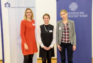 Team Health Economics and Health Ethics expert: Alena Buyx, Judit Simon, Ines Stelzer