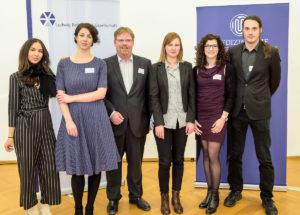 Team Imaging Biomarkers: Nedra Jouini, Marie Brandt, Thomas L. Mindt, Natalia Hallay, Carolina Giammei, Jens Cardinale