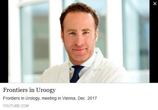Frontiers in Urology