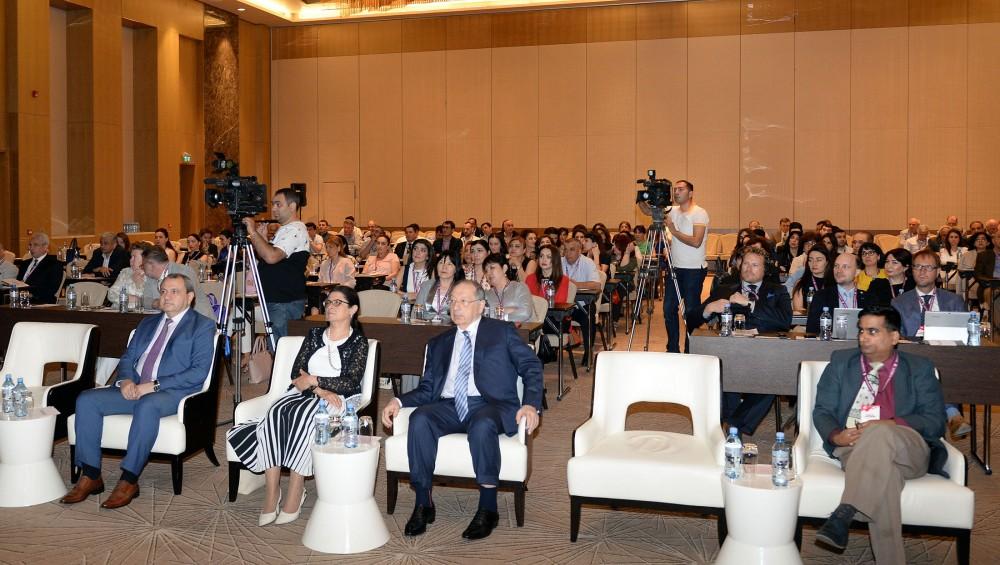 Scientific cooperation in Baku