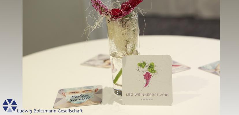 Der LBG Weinherbst 2018