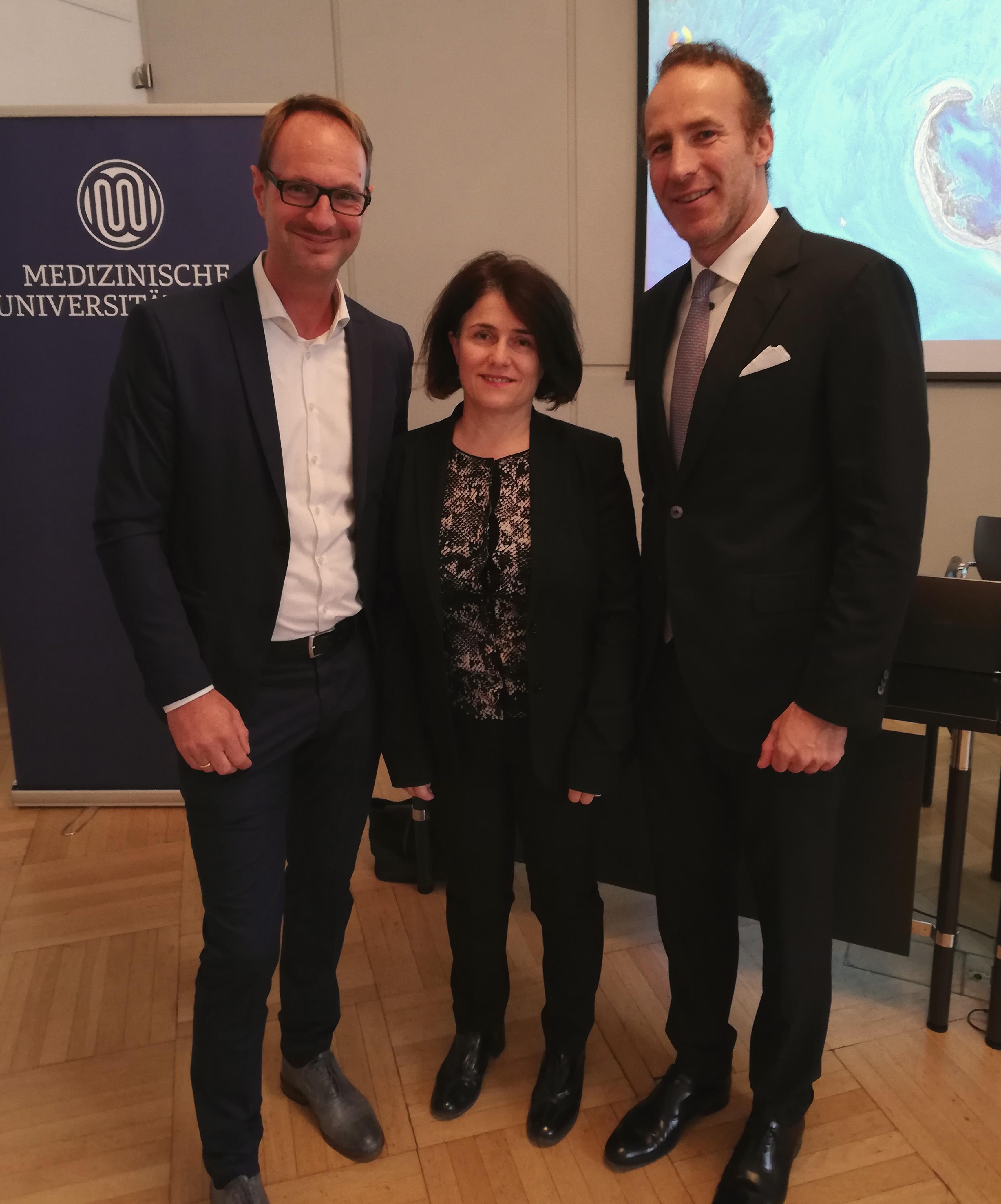 Markus Mitterhauser, Maria Sibilia, Shahrokh F. Shariat