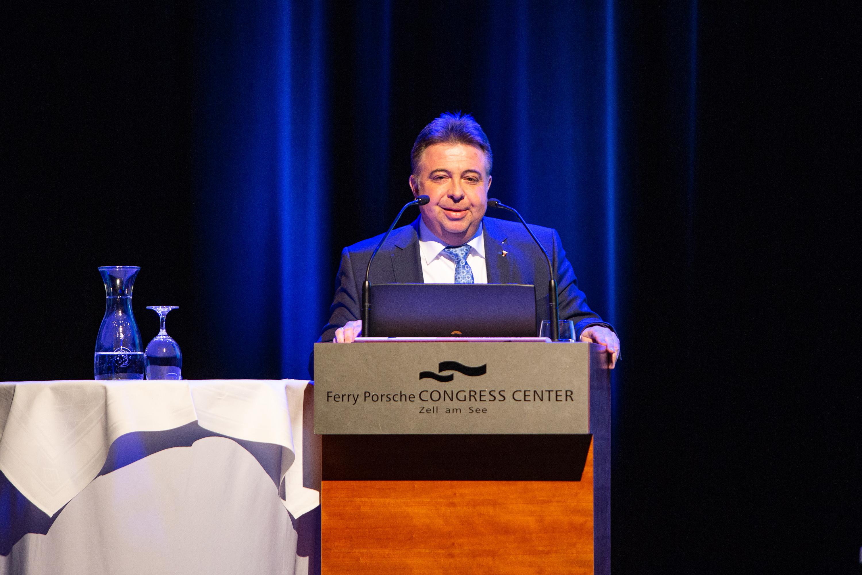 Peter Padourek, Bürgermeister Zell am See