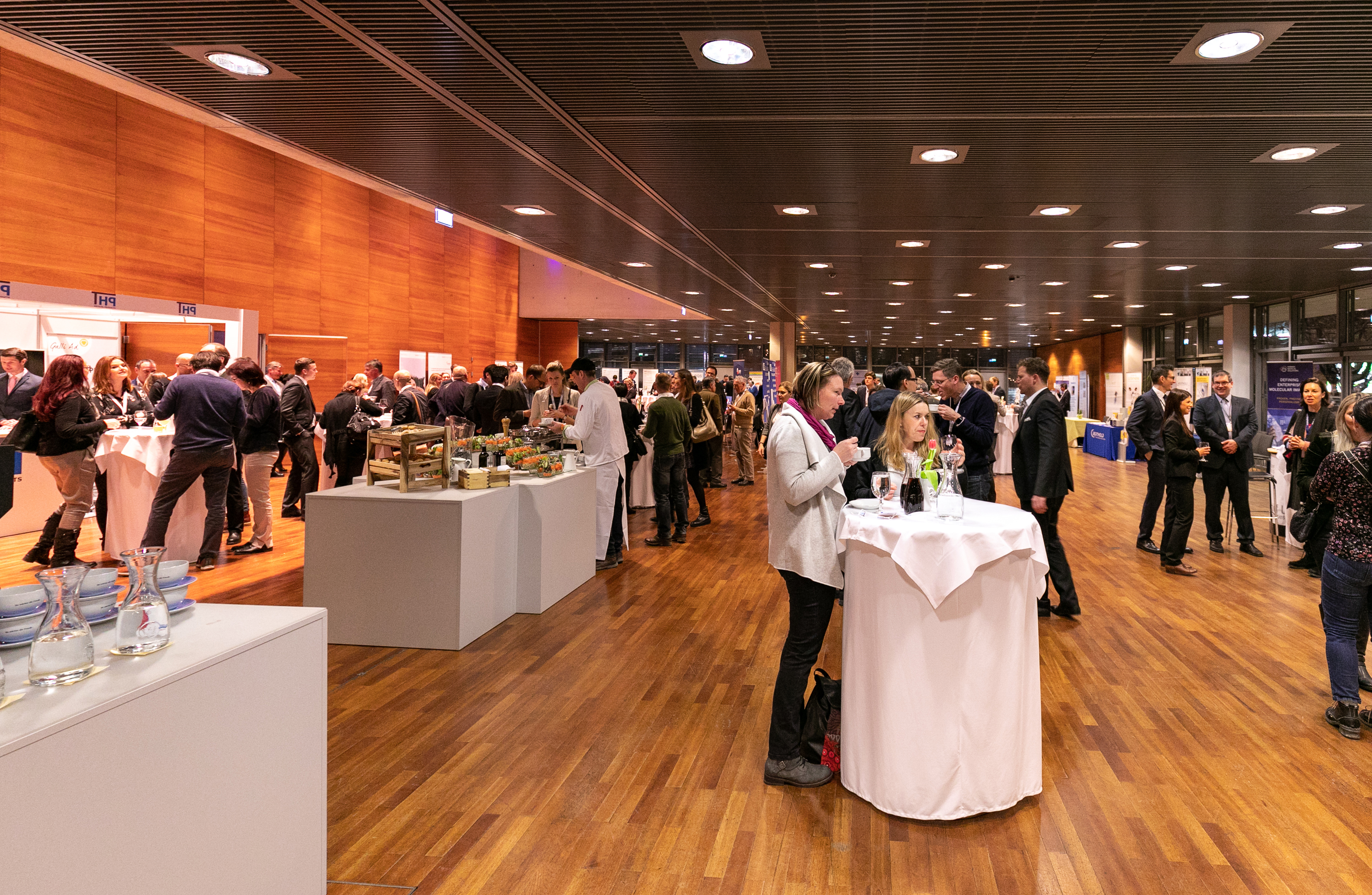 OGNMB Kongress Industrieausstellung