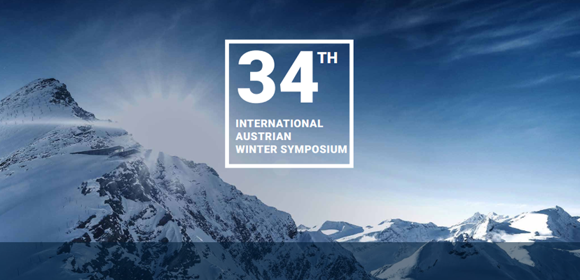 34th International Austrian Winter Symposium