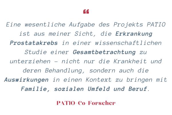 Co-Forscher Zitat-für Alfons Haider