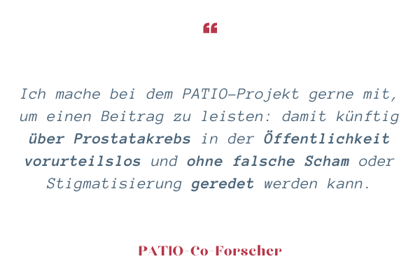 Co-Forscher Zitat- für Joesi Prokopetz
